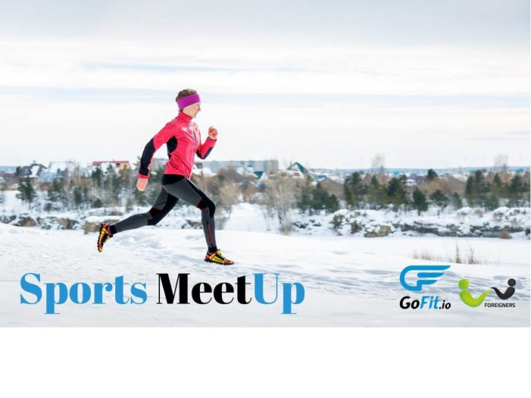 Sports MeetUp Winter Edition