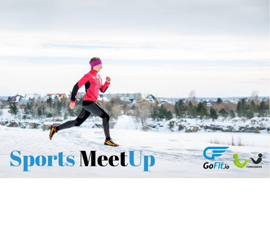 Sportovní MeetUp zimní edice